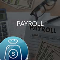 Store management systems including payroll